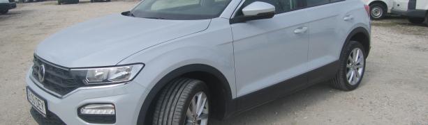 VW  T -ROC, DUBLU CLIMATRONIC, 2019,